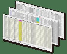 受注・図面の登録 / 加工指示